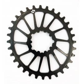 Plateau Oval Shift Up  (SRAM GXP)