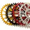 Shift Up Chain Ring  (SRAM GXP)