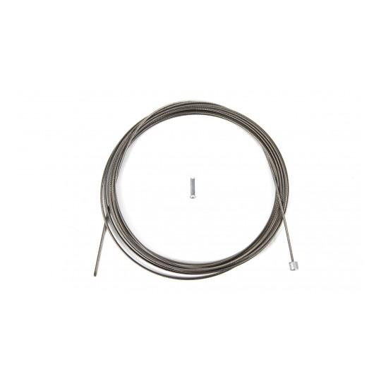 Cable pour commande au guidon Inox